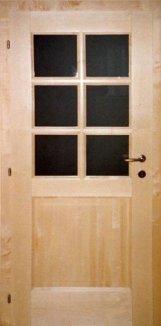 Vnitřní dveře model 11